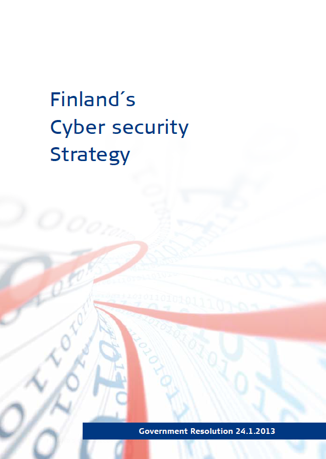 Finland's Cyber Security Strategy